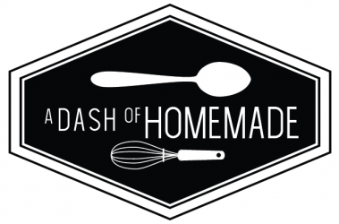 A Dash of Homemade